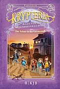 Krypteria 06 - Jules Vernes geheimnisvolle Insel. Der Schatz in der Geisterstadt
