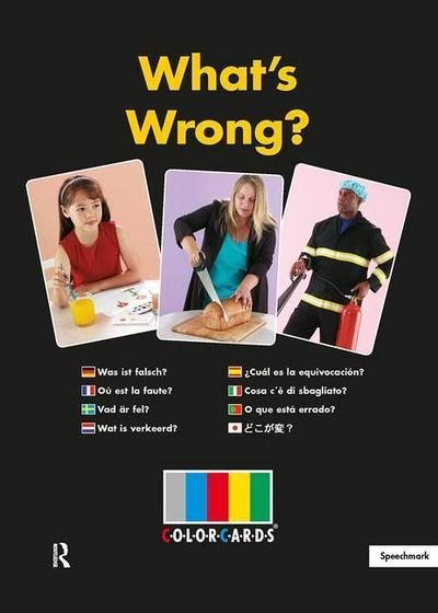 What's Wrong?: Colorcards