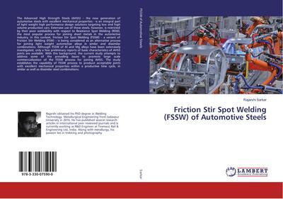 Friction Stir Spot Welding (FSSW) of Automotive Steels