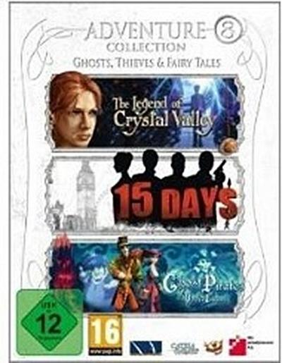 Adventure Collection 8: Ghosts, Thieves & Fairy Tales - [PC]