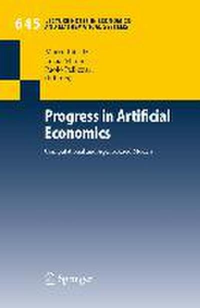 Progress in Artificial Economics