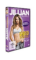 Jillian Michaels - Shred für Einsteiger, 1 DVD