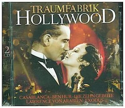 Traumfabrik Hollywood-Golden Melodies