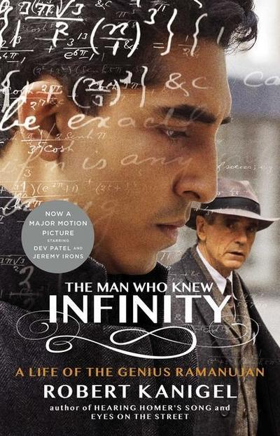 The Man Who Knew Infinity. Film Tie-In