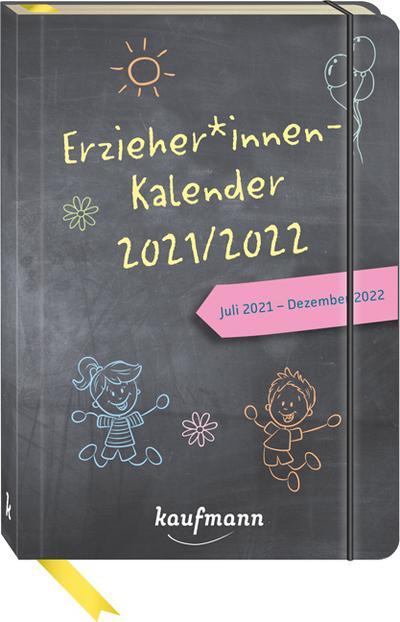 ErzieherInnenkalender 2021 / 2022