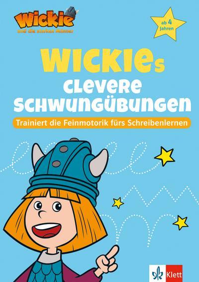 Wickie und die starken Männer: Wickies clevere Schwungübungen. Vorschule ab 4 Jahren.