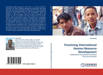 Practicing International Human Resource Development