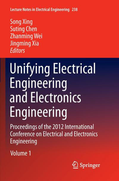 Unifying Electrical Engineering and Electronics Engineering
