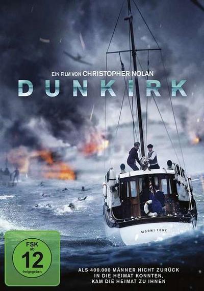 Dunkirk [DVD]
