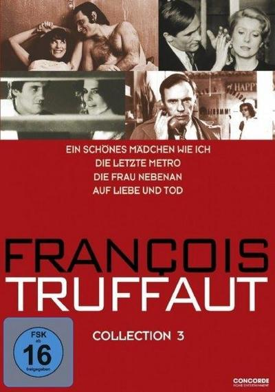 Francois Truffaut Collection 3