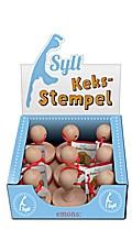 Sylt Keks-Stempel; Verkaufseinheit 9 Stück; D ...