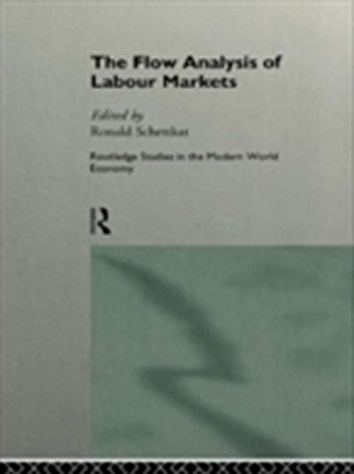 Flow Analysis of Labour Markets