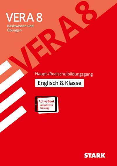 STARK VERA 8 Testheft 1: Haupt-/Realschule - Englisch