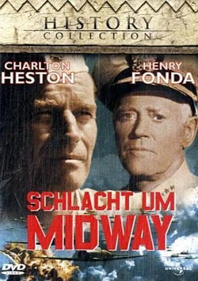 Schlacht um Midway, 1 DVD, mehrsprachige Version