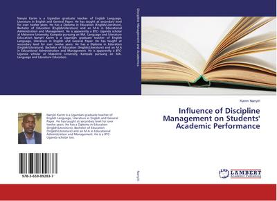 Influence of Discipline Management on Students' Academic Performance