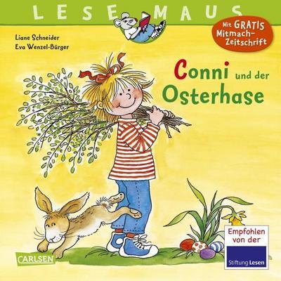 lesemaus-band-77-conni-und-der-osterhase
