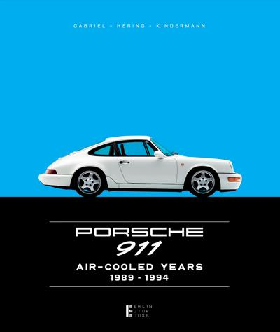 Limited Edition 2019 - Porsche 911 Air-Cooled Years 1989-1994