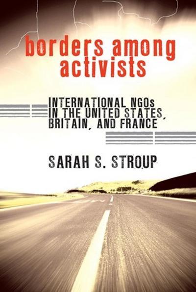 Borders among Activists