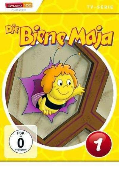 Die Biene Maja - DVD 01 - Studio 100 (Vertrieb Universum Film) - DVD, Deutsch, Shouji Endoh, Folge 1 - 7, Folge 1 - 7