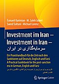 Investment im Iran. Investment in Iran
