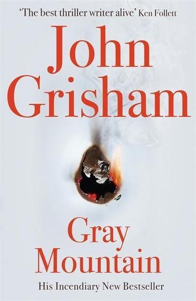 Gray Mountain - Hodder & Stoughton - Gebundene Ausgabe, Englisch, John Grisham, ,