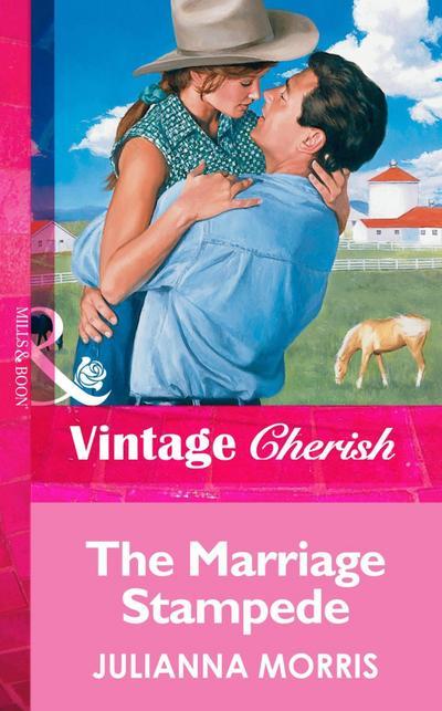 The Marriage Stampede (Mills & Boon Vintage Cherish)