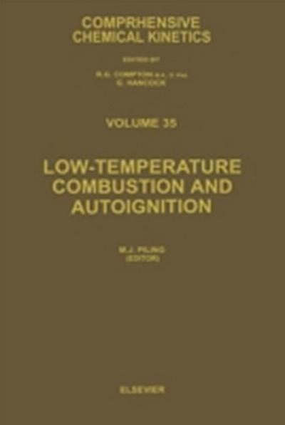 Low-temperature Combustion and Autoignition