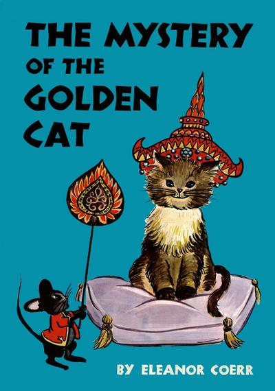 Mystery of the Golden Cat