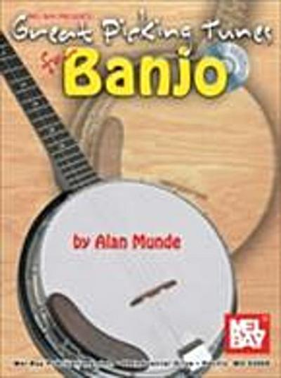 Great Picking Tunes for Banjo