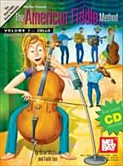 American Fiddle Method, Volume 1 - Cello