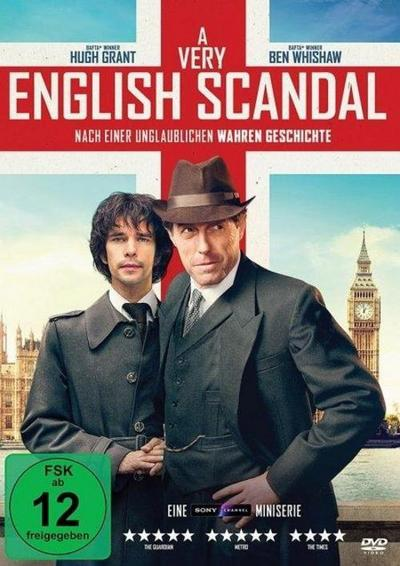 A Very English Scandal, 1 DVD