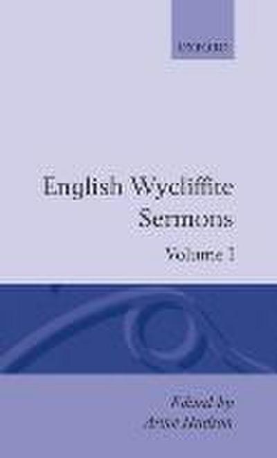 English Wycliffite Sermons