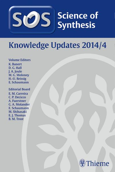 Science of Synthesis Knowledge Updates: 2014/4