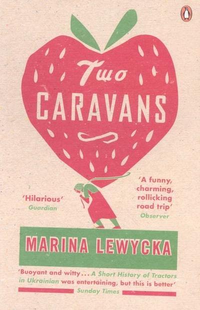 Two Caravans - Penguin - Taschenbuch, Englisch, Marina Lewycka, ,