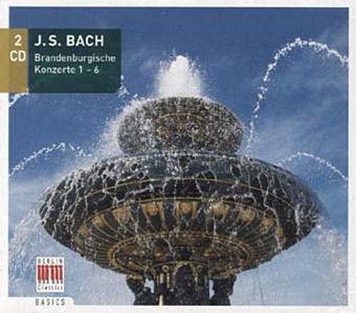 Brandenburgische Konzerte 1-6 Helmut/Kammerorchester Berlin Koch
