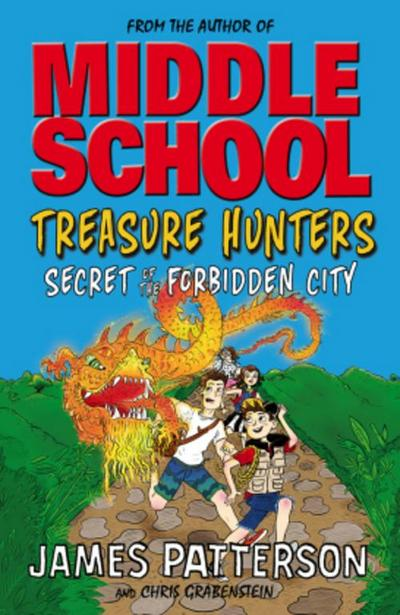 Treasure Hunters - Secrets of the Forbidden City