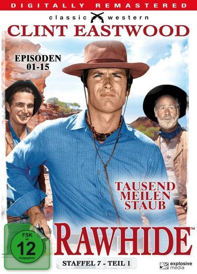 Rawhide - Tausend Meilen Staub