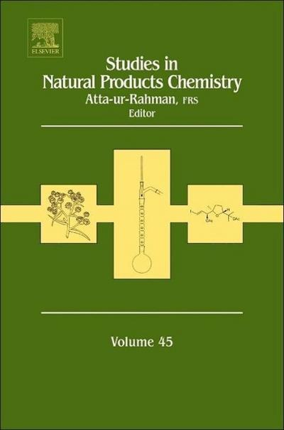 Studies in Natural Products Chemistry Volume 45