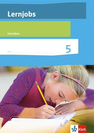 deutsch.kombi plus. Lernjob Schreiben 5. Schuljahr. Allgemeine Ausgabe