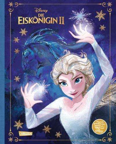Disney Eiskönigin 2 - Das große goldene Vorlese-Bilderbuch