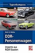 DDR Personenwagen: Importe aus RGW-Staaten (T ...