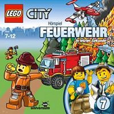 Lego City 7 Feuerwehr (Cd)