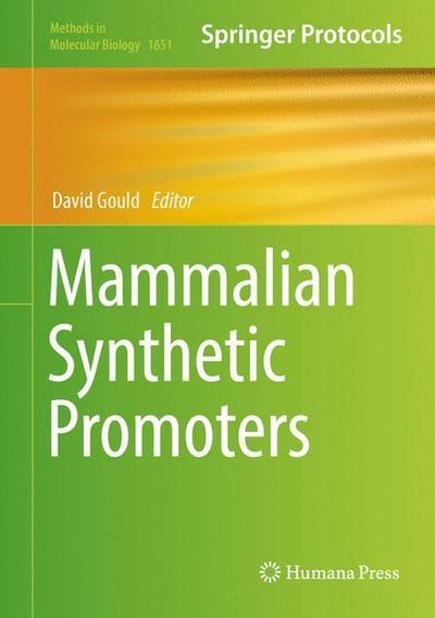 Mammalian Synthetic Promoters