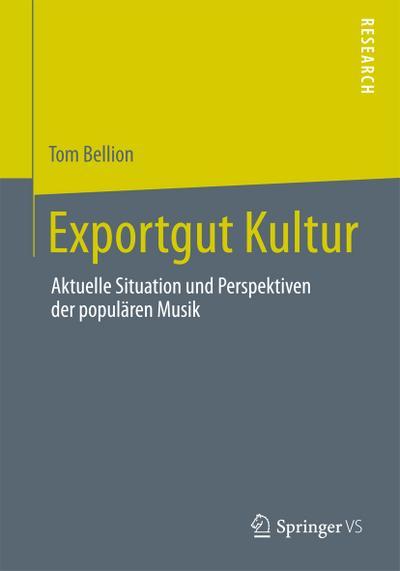 Exportgut Kultur