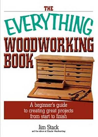 Everything Woodworking Book