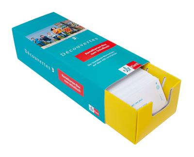 Découvertes Vokabel-Lernbox zum Schülerbuch