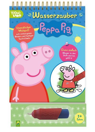 Peppa Pig Wasserzauber - einfach mit Wasser malen