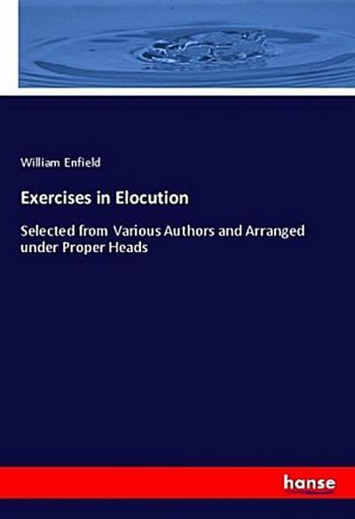 Exercises in Elocution