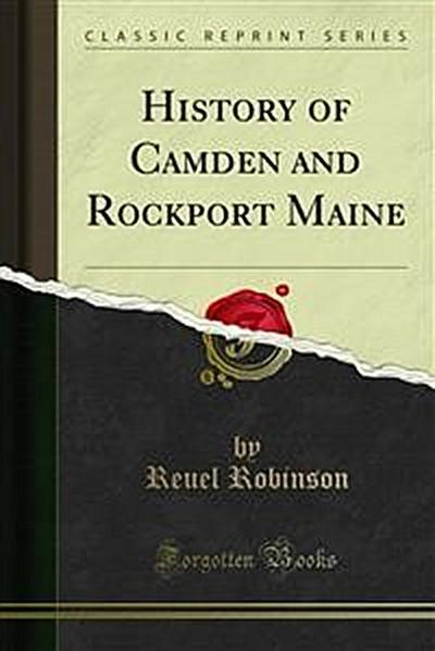 History of Camden and Rockport Maine