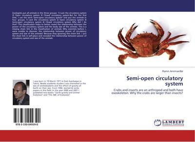Semi-open circulatory system